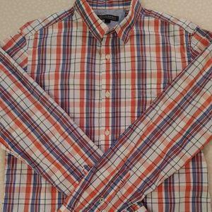 Banana Republic Soft Wash Tailored Slim Fit Shirt
